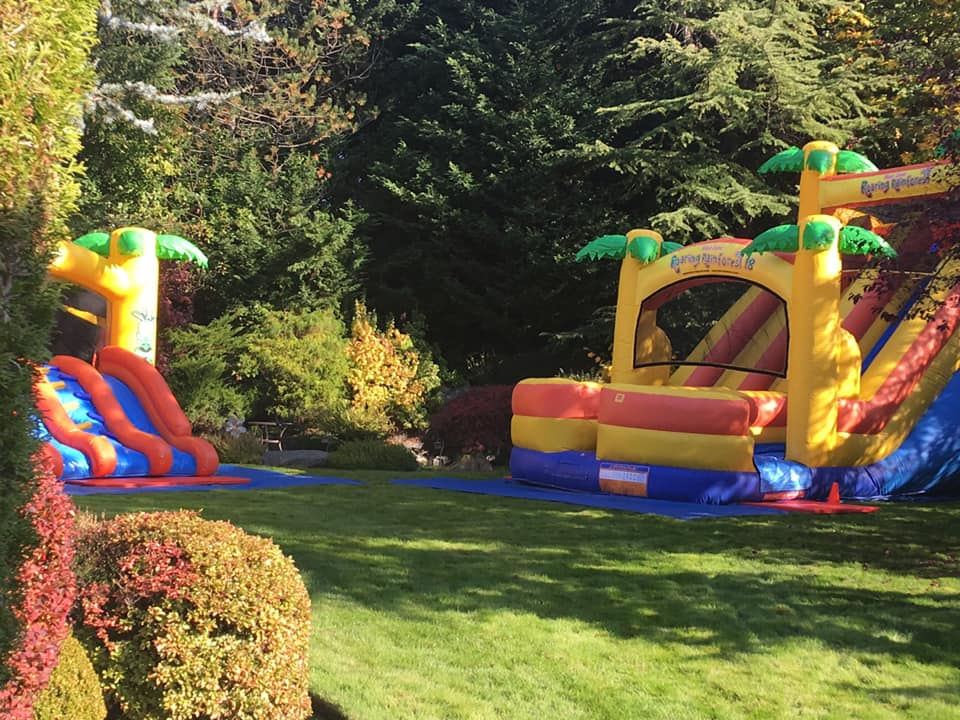 Tacoma bounce house rental