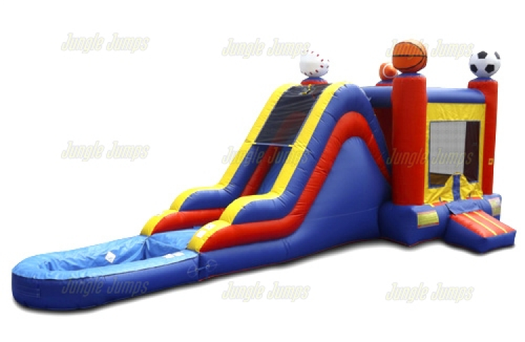 Sports Combo Water Slide